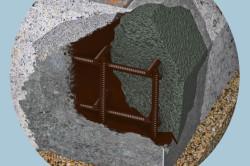 Схема устройства бетонных конструкций