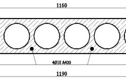 Схема железобетонной плиты