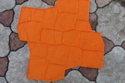 Штамп для декоративного печатного штампованного бетона