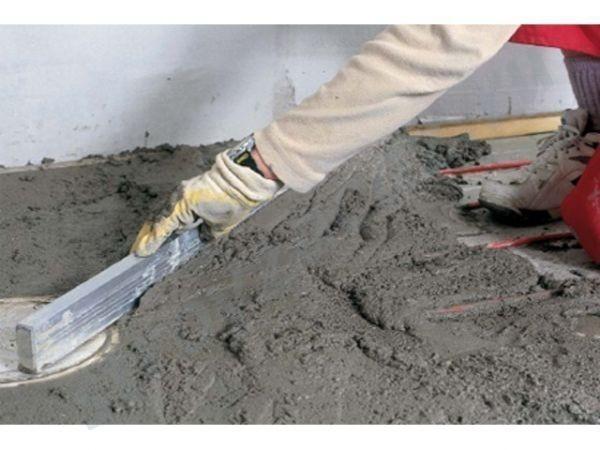 Suhoj beton