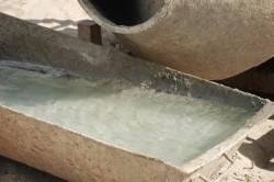 Для армирования рекомендуется использовать смесь из бетономешалки.