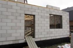 Строитество дома из газосиликата