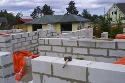 Дома из ячеистых блоков