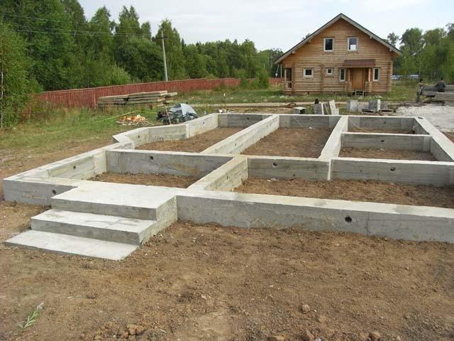 Одним из важнейших этапов в строительстве дома является строительство фундамента. Именно от него зависит прочность и надежность конструкции.