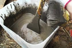 Цементная смесь для гидроизоляции
