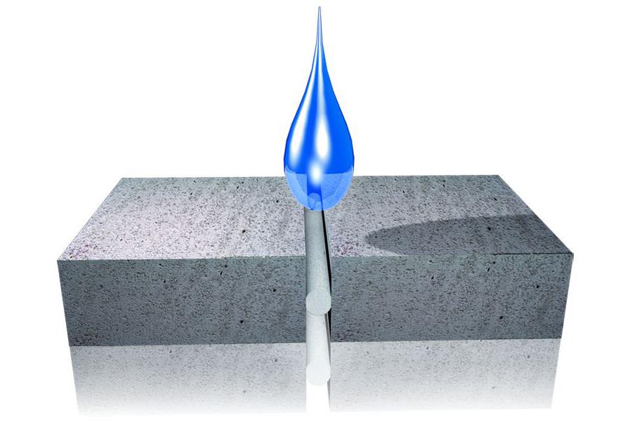 Гидроизоляция бетонных конструкций