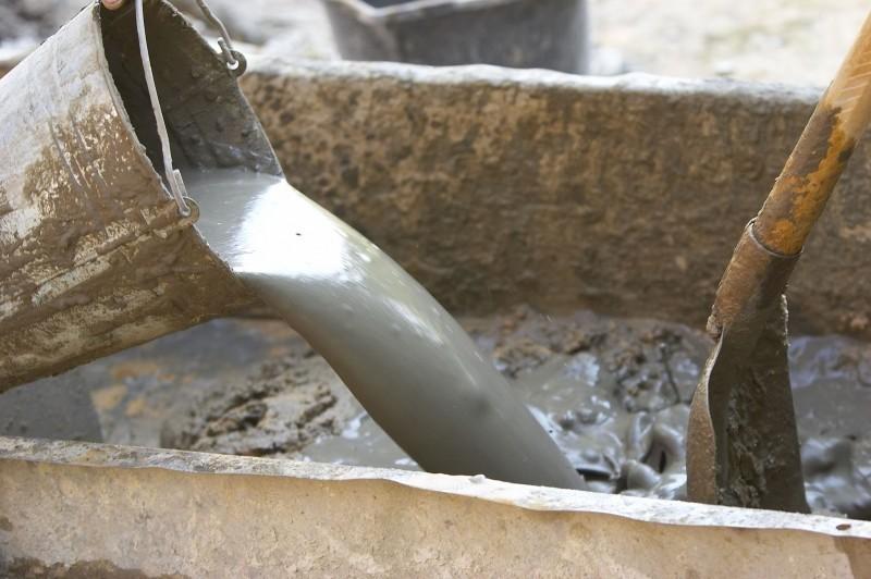 Цементно-глиняный кладочный раствор.