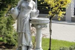 skulptura s karkasom