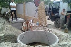 Установка ЖБ конструкций