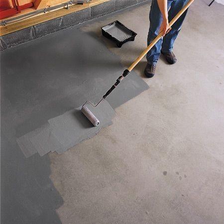 Пропитка используется для защиты основания бетона от воздействия внешней среды, для обеспыливания и придания прочности.