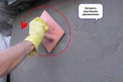 Как правильно штукатурить стены цементным раствором своими руками