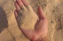 Выбор песка для раствора