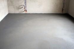 Готовая бетонная стяжка
