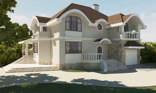 Строительство домов из пенобетона своими руками (видео