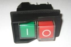 Кнопка включения бетономешалки