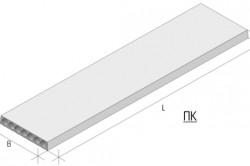 Схема железобетонной плиты перекрытия