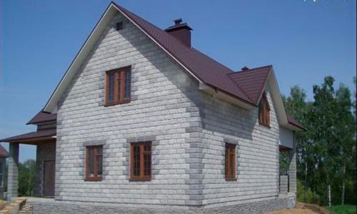 Строительство дома из пеноблоков своими руками как