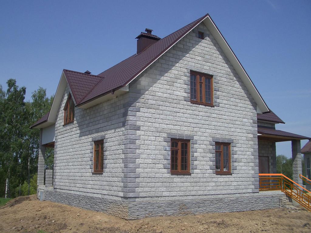 Дом своими руками за 800000