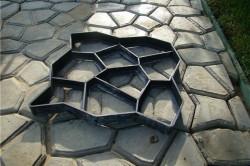 Форма для камня из бетона
