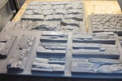 Пластиковые формочки