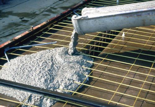 Готовая бетонная смесь