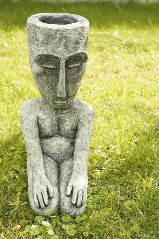 Как сделать скульптуру из бетона своими руками
