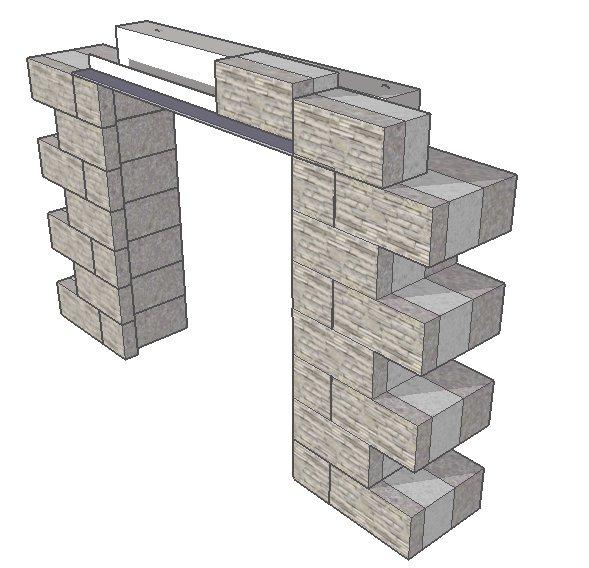 Монтаж оконного блока