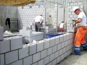 Кладка из керамзитобетонных блоков своими руками