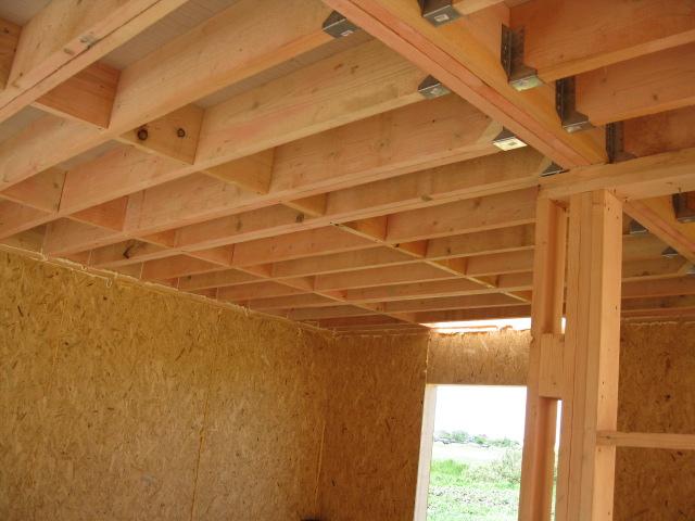 Как сделать потолочное перекрытие в частном доме