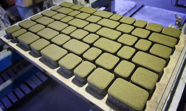 Изготовление тротуарной плитки в домашних условиях состав 140