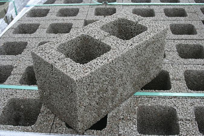 Дом из керамзитобетонных блоков своими руками фото