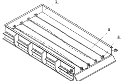 Схема натяжения арматуры