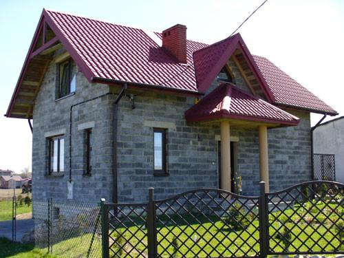 Дом из шлакоблока своими руками фото 127
