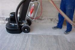 Чем можно отшлифовать бетон