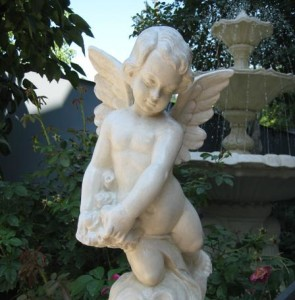 Статуя из геополимера