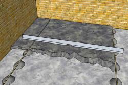 Подготовка к стяжке бетонного пола