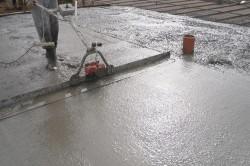 Устройство бетонных полов