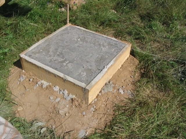 Затвердевание геополимерного бетона