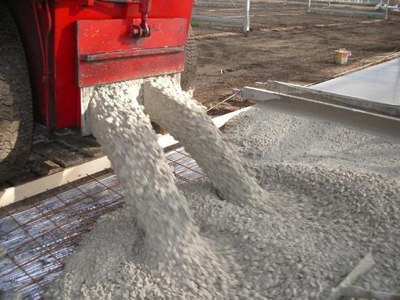 Расчет цемента на куб бетона.