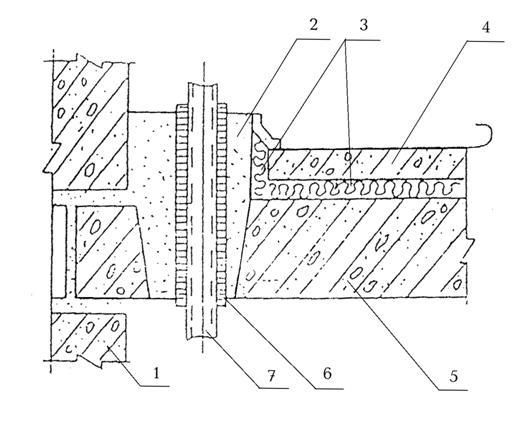 Расчетная схема плиты перекрытия 472