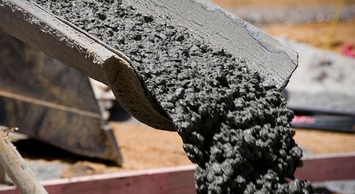 Расчет бетона