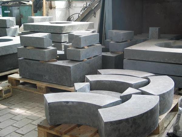 жаростойкий бетон