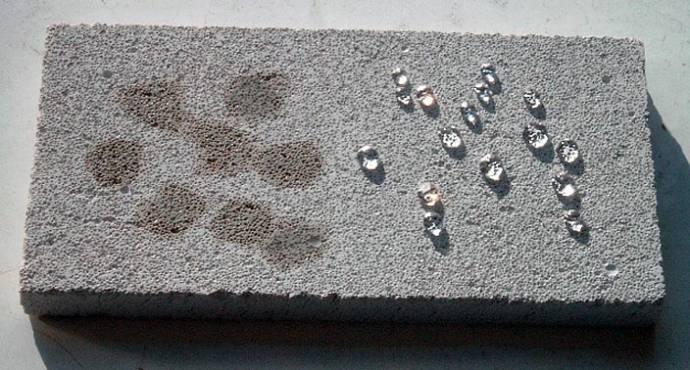 Гидрофобный бетон своими руками 64