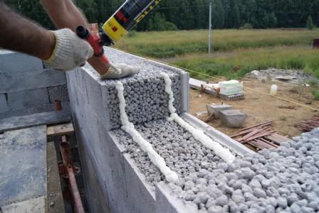 Укладка блоков керамзитобетон блоки из керамзитобетона свойства