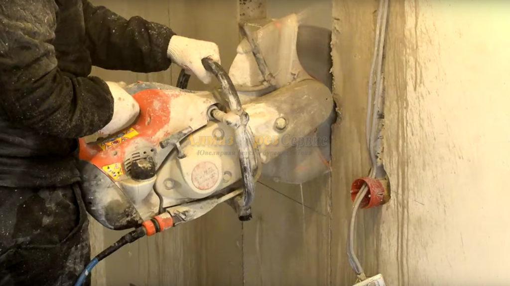 Инструменты для алмазной резки бетона купить бетон в35 цена в москве